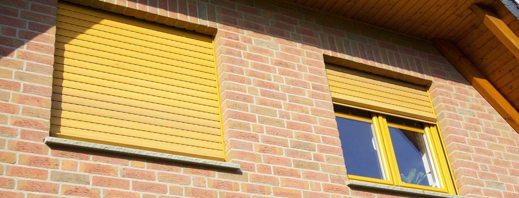 Moderne Rollläden. Foto: Luckyboost / fotolia.com