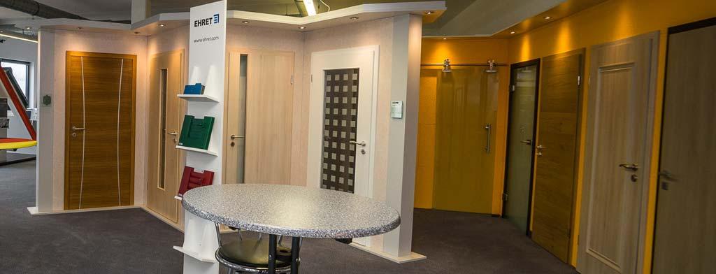 Erstklassige Zimmertüren als Dekorations- und Funktionselemente. Foto: Alexandra Lambauer